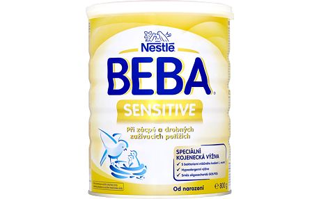 NESTLE NESTLÉ Beba 2 Sensitive 800g NEW