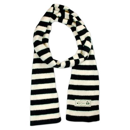 Šála Santoro London Gorjuss Stripy Scarf