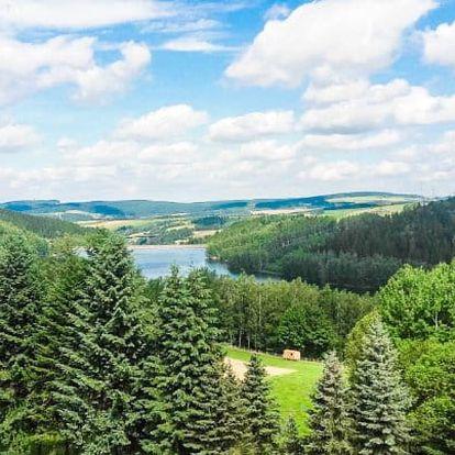 Německo s wellness a polopenzí