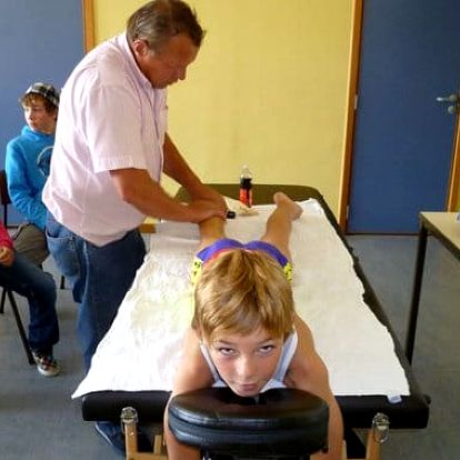 Kurz neurorehabilitace dětí a dospívajících