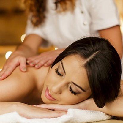 Anticelulitidní, indická či klasická celková masáž