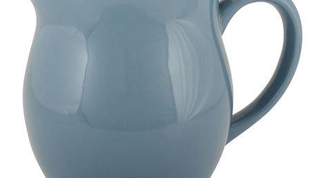 IB LAURSEN Džbán Mynte Cornflower 2,5 l, modrá barva, keramika