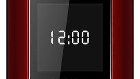 Mobilní telefon CPA Halo 15 červený (TELMY1015RE)
