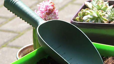 Zahradnická sázecí lopatka
