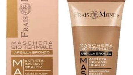 Frais Monde Organic Spa Mask Bronze Clay 75 ml pleťová maska proti vráskám pro ženy