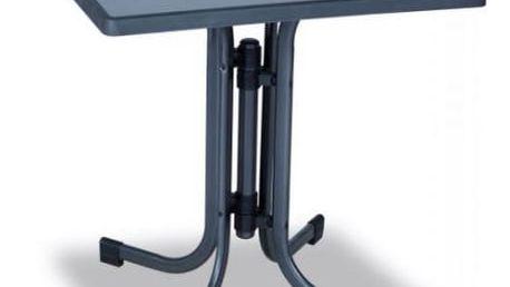 DAJAR 6557 Kovový stůl PIZZARA 70 x 70 cm