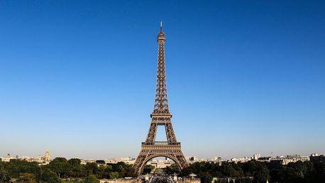 Poznávací zájezd do Paříže s průvodcem