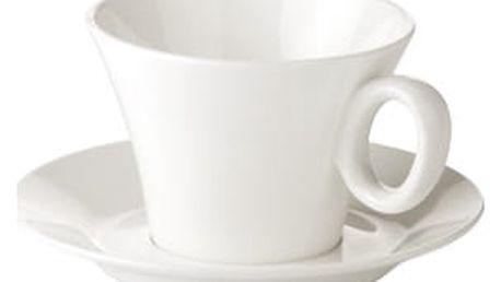 TESCOMA šálek na čaj ALLEGRO 250 ml, s podšálkem