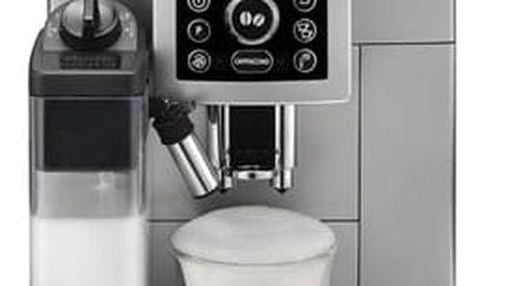 Espresso DeLonghi Intensa ECAM23.460S stříbrné