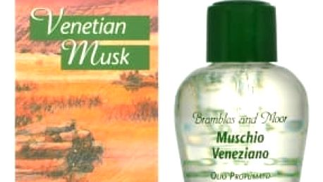 Frais Monde Venetian Musk 12 ml parfémovaný olej pro ženy