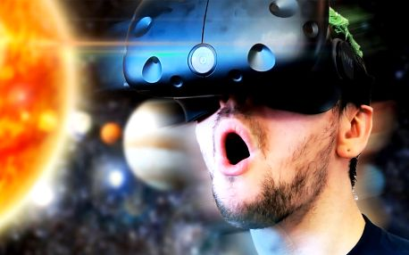 60 minut virtuální reality: 1 nebo 2 konzole