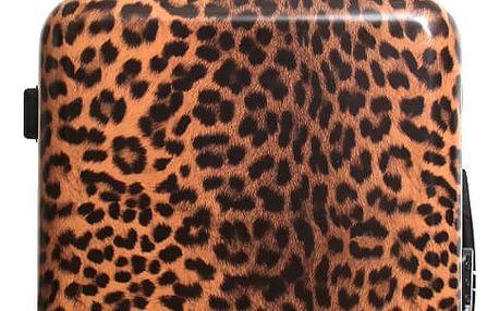 Cestovní kufr na kolečkách s potiskem INFINITIF Lubeck, 116l