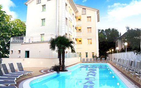 8–10denní Itálie, Emilia Romagna | Dítě zdarma | Písečná pláž 250 m| Hotel San Carlo*** | Polopenze nebo plná penze