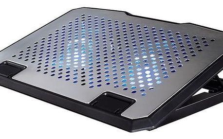 """Chladící podložka pro notebooky Hama Aluminium pro 13,3"""" - 15,6"""" (53064)"""
