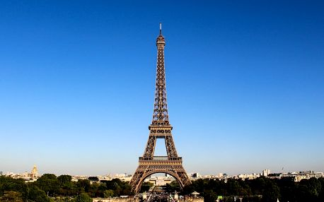 Poznávací zájezd do Paříže s průvodcem, i velikonoční termín
