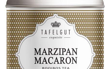 TAFELGUT Rooibos čaj Marzipan Macaron - 150gr, zlatá barva, kov