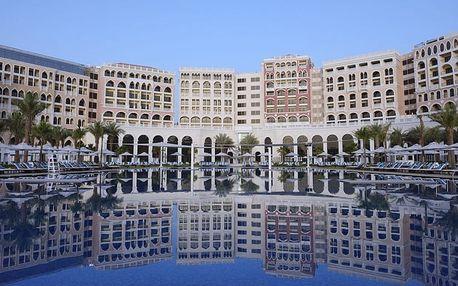 Spojené arabské emiráty - Abu Dhabi na 7 až 8 dní, polopenze nebo snídaně s dopravou letecky z Prahy