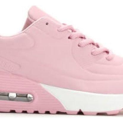 Dámské růžové tenisky Cheryl 807