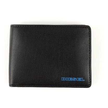 Peněženka Diesel Hiresh Xs - Wallet Černá