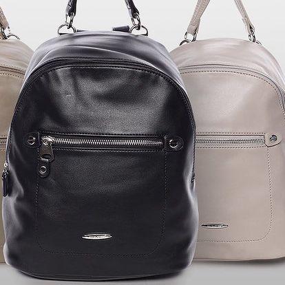 Dámský městský batoh David Jones z nové kolekce