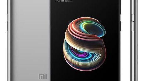 Mobilní telefon Xiaomi Redmi 5A 16 GB Dual SIM šedý + dárek (17017)