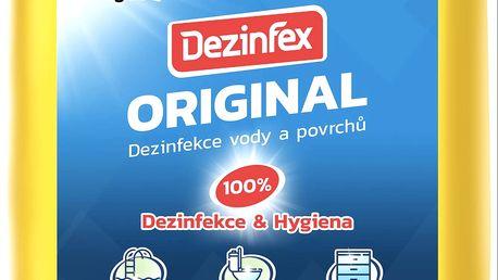 Dezinfex Original dezinfekční a čisticí prostředek 5 l