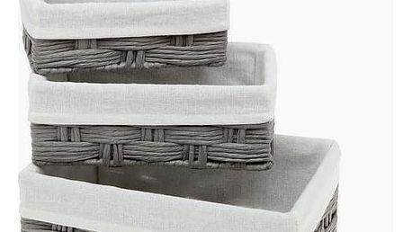 sada košů Homania 3036 3 pcs