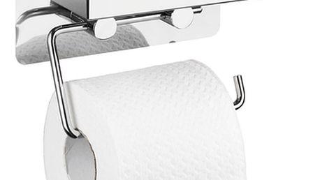 Samodržící držák na toaletní papír Wenko