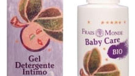 Frais Monde Baby Care Intimate Cleaning Gel 125 ml intimní kosmetika