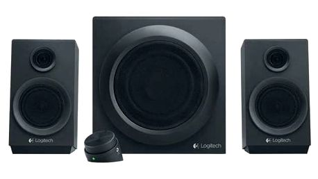 Logitech Z333 2.1 (980-001202) černý