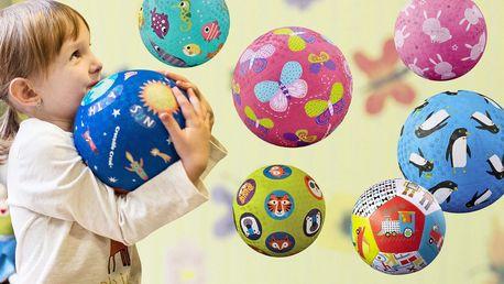 Veselé barevné míče i pro nejmenší děti