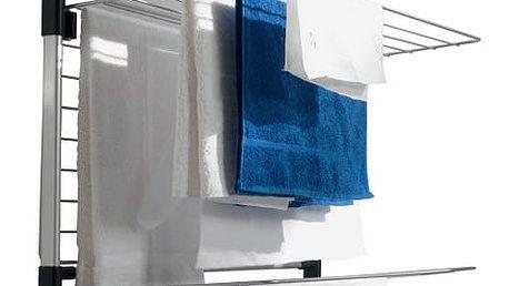 Variabilný věšák na prádlo Metaltex Ciclone