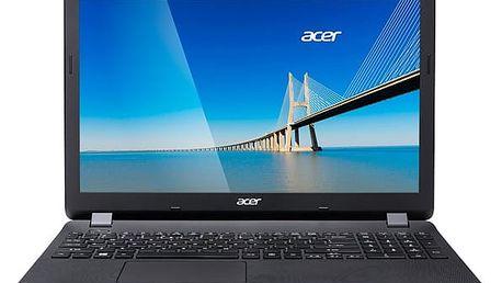 Notebook Acer Extensa 15 (EX2519-C2QE) černý + dárky (NX.EFAEC.023)