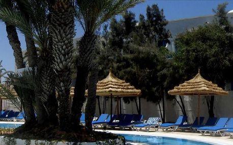 Tunisko - Djerba na 9 dní, all inclusive s dopravou letecky z Prahy