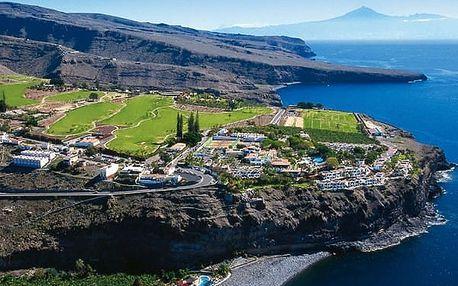 Kanárské ostrovy - La Gomera na 15 dní, plná penze, polopenze nebo snídaně s dopravou letecky z Prahy