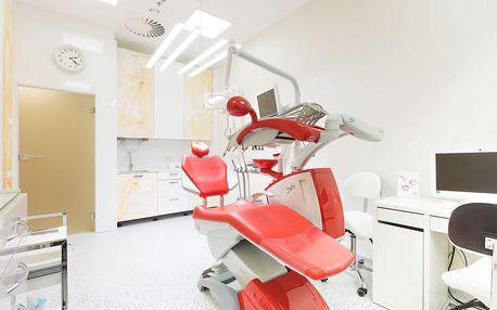 Dentální hygiena včetně vstupní prohlídky a Airflow na Žižkově