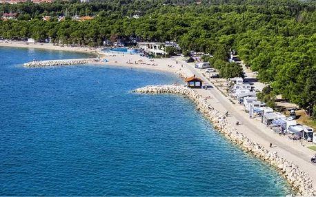 Chorvatsko - Šibenik na 10 dní, bez stravy s dopravou autobusem