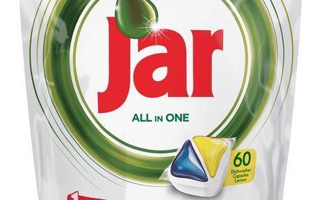 Jar All in 1 Citron kapsle do myčky 60 ks
