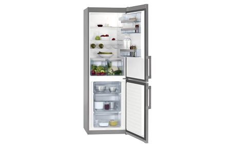 Kombinace chladničky s mrazničkou AEG S53620CSX2 nerez