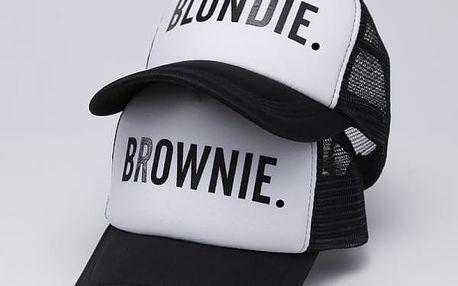Unisex truckerka Blondie/Brownie