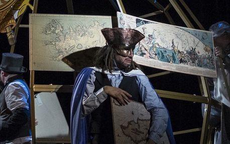 Představení pro mládež: Jak (Jules) žil Verne