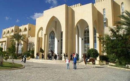 Tunisko - Skanes na 6 až 8 dní, all inclusive s dopravou letecky z Prahy
