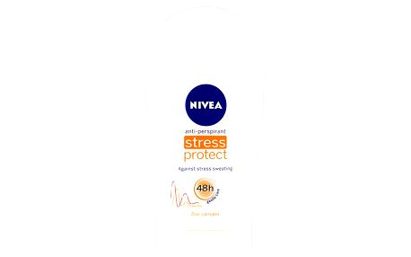 Nivea Stress Protect tuhý antiperspirant 40 ml