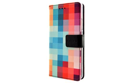 Pouzdro na mobil flipové FIXED Opus pro Samsung Galaxy J5 (2016) - dice (FIXOP-106-DI)