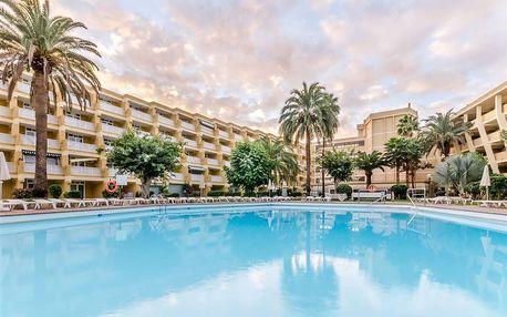 Kanárské ostrovy - Gran Canaria na 8 dní, all inclusive, polopenze nebo snídaně s dopravou letecky z Prahy