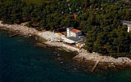 Chorvatsko - Istrie na 10 až 11 dní, polopenze nebo snídaně s dopravou vlastní
