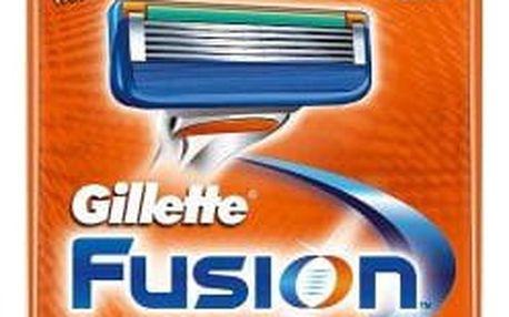 Gillette Fusion náhradní hlavice do holicího strojku 8 ks
