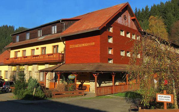 Velikonoce na Valašsku v hotelu Kyčerka s polopenzí a saunou
