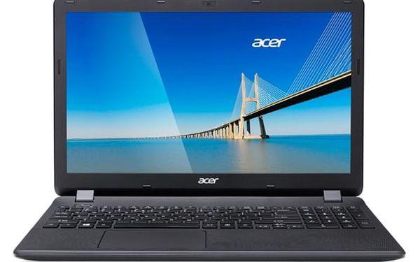 Notebook Acer 15 (EX2519-C2QE) (NX.EFAEC.023) černý Software F-Secure SAFE, 3 zařízení / 6 měsíců v hodnotě 979 Kč + DOPRAVA ZDARMA