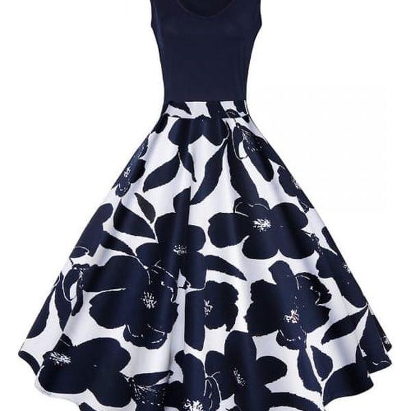 Dámské šaty ve stylu vintage - 4 varianty